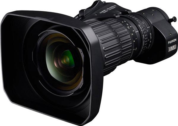 FUJINON UA13x4.5 Wide Angle Ultra HD (UHD) Zoom