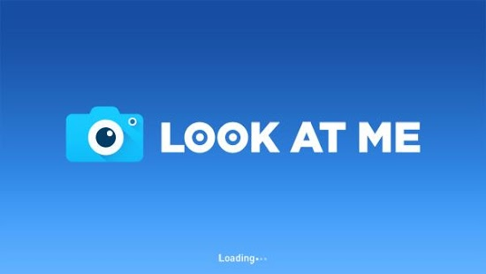 Samsung: The Look at Me app