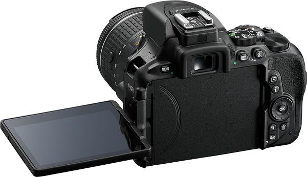 Nikon D5600 DSLR: Grand Prize