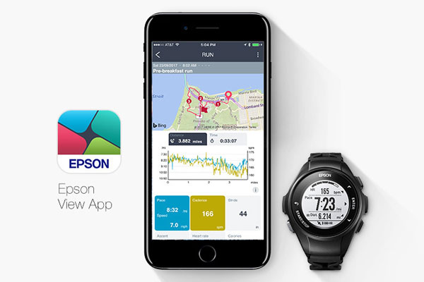 Epson ProSense: Epson View App