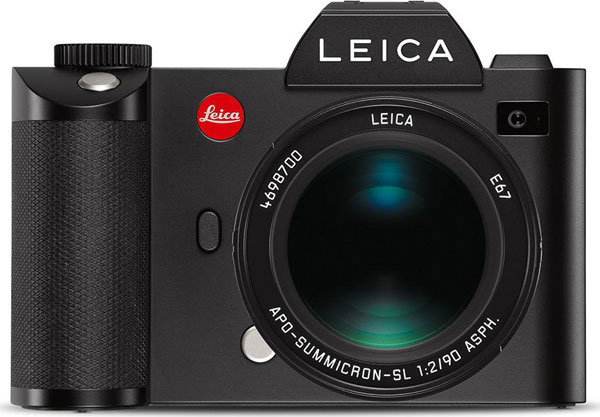 Leica SL (Typ 601) Camera withAPO-Summicron-SL 90 mm f/2 ASPH.