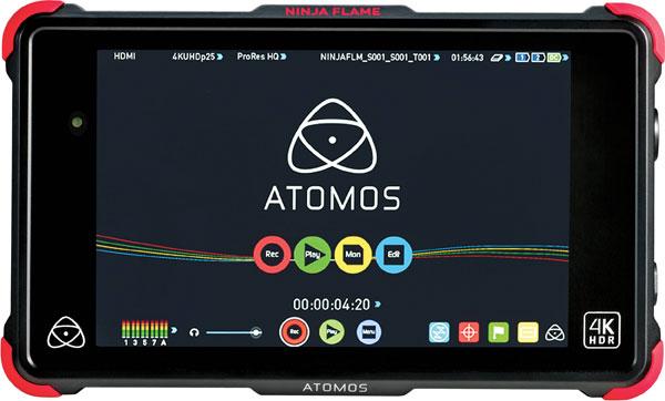 """Atomos Ninja Flame 7"""""""