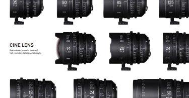 Sigma Cine Lens Series
