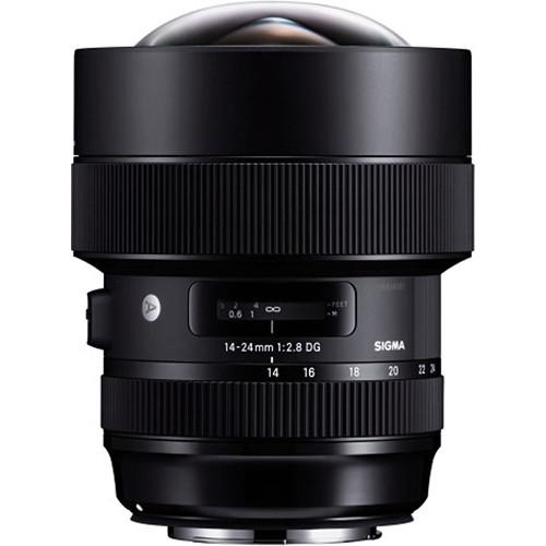 Sigma 14-24mm F2.8 DG HSM | Art lens