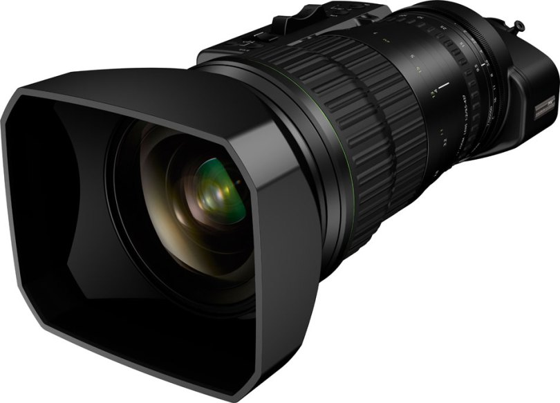 Fujifilm: Fujinon UA46x9.5B