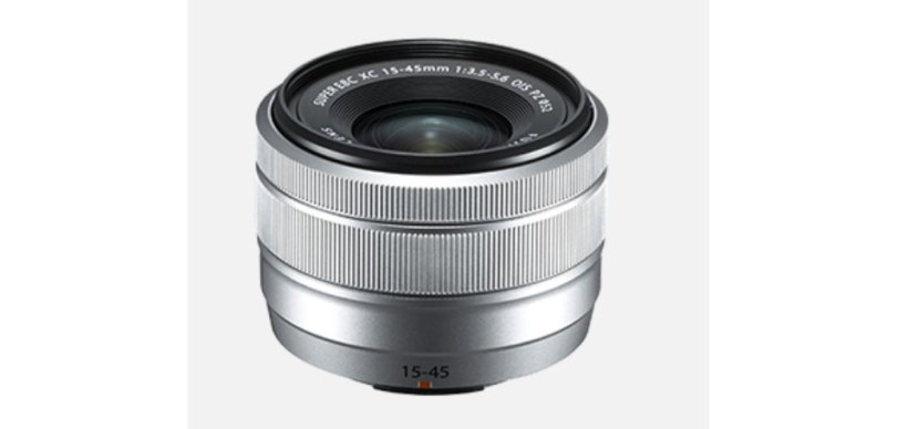 Fujifilm: Fujinon XC15-45mmF3.5-5.6 OIS PZ