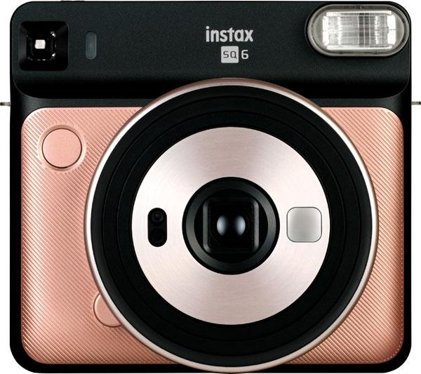 Fujifilm Instax® SQUARE SQ6, Blush Gold