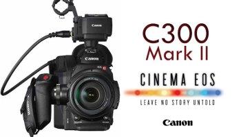 Canon EOS C200 Digital Cinema Camera Firmware Update (Mid