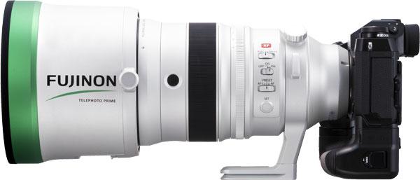 Fujifilm X-H1 with FUJINON XF200mmF2 R LM OIS WR Telephoto Lens