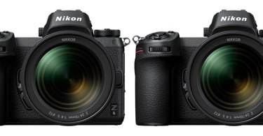 Left: Nikon Z 7, Right: Nikon Z 6