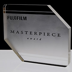 FUJIFILM Masterpiece Award: Crystal Trophy