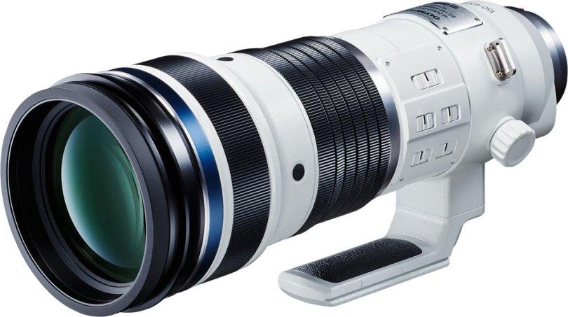 M.Zuiko Digital ED 150-400mm