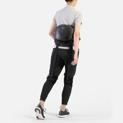 Panasonic: Walk-assist Powered Wear HIMICO (prototype)