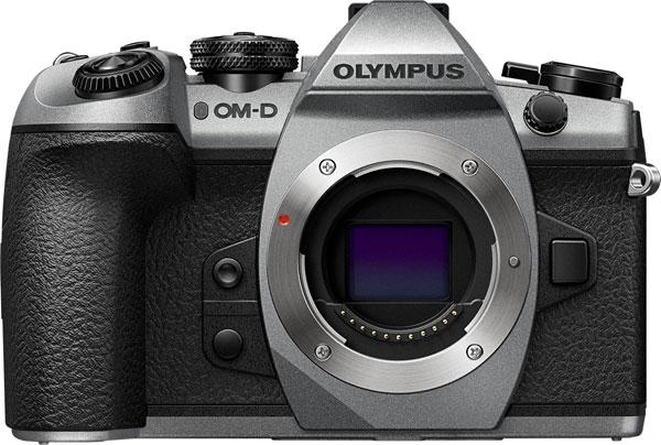 Olympus OM-D E-M1 Mark II Silver Edition