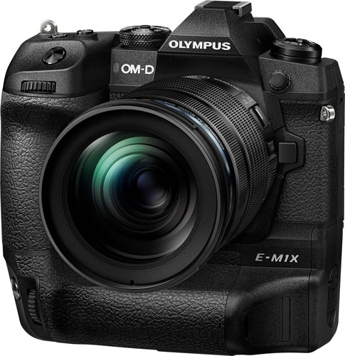 Olympus OM-D E-M1X with M.Zuiko Digital ED 12-100mm F4.0 IS PRO lens