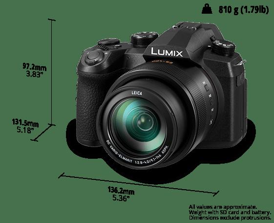 Panasonic LUMIX FZ1000 II
