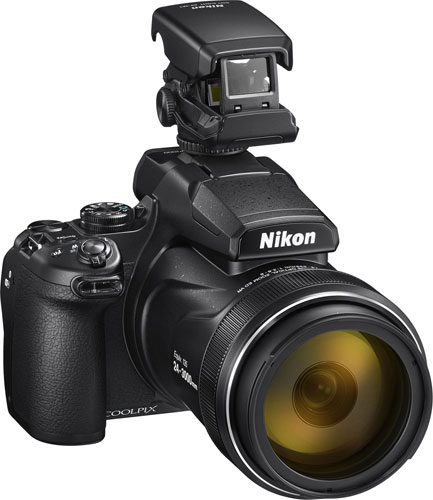 "Nikon Compact Digital Camera ""COOLPIX P1000"" / ""DF-M1 Dot Sight""*"