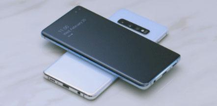 Samsung Galaxy S10: Wireless PowerShare
