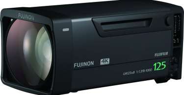 Fujiflm Fujinon UA125x8 F1.7 with 8-1,000mm Range