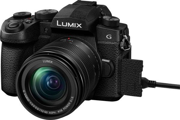 Panasonic Lumix G95: HDMI