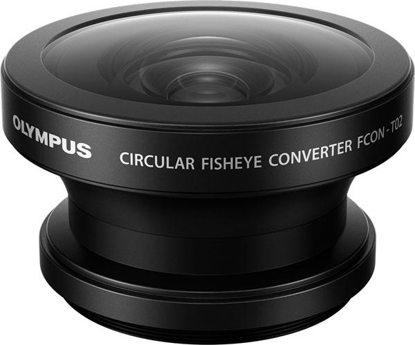 Olympus Fisheye Converter, FCON-T02, for Olympus TOUGH TG-6