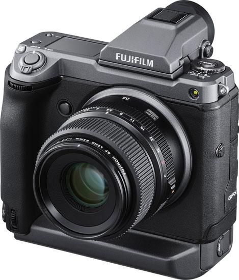 Fujifilm GFX100 with Fujinon Fujinon GF63mmF2.8 R WR