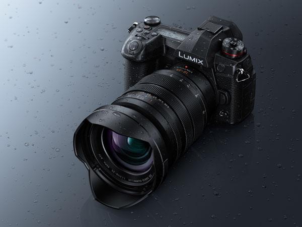 Panasonic LEICA DG VARIO-SUMMILUX 10-25mm / F1.7 ASPH. (HX1025) Lens: Splash-resistant