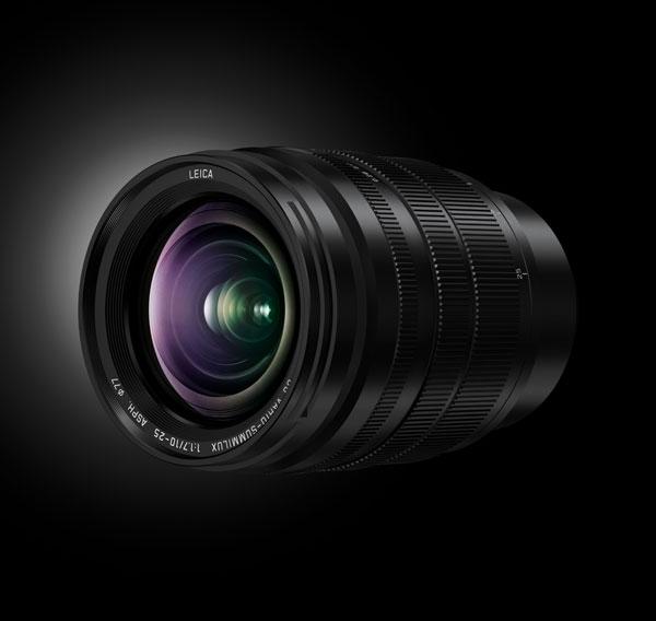 Panasonic LEICA DG VARIO-SUMMILUX 10-25mm / F1.7 ASPH. (HX1025)