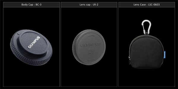 Olympus M.Zuiko Digital 2x Teleconverter MC-20 and Accessories