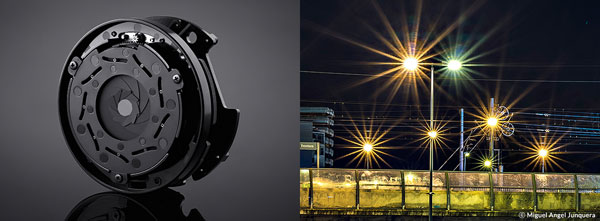 """Samyang (Rokinon) AF 45mm F1.8 FE: """"With 9 aperture blades, this lens offers consistent, beautiful bokeh, and clearly defined sunstars when the aperture is stopped-down. Whether it's day or night, those sunstars will add extra panache to any photo."""" Images Courtesy of Samyang"""
