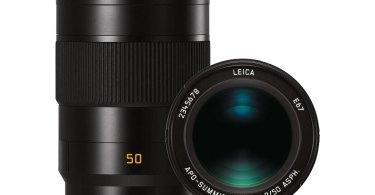 Leica APO-Summicron-SL 50mm f/2 ASPH