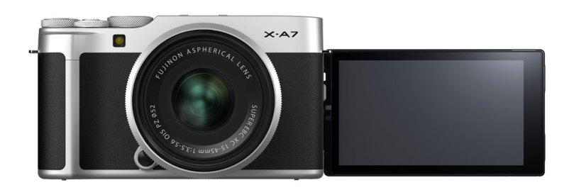 Fujifilm X-A7 (Silver)