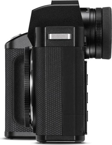 Leica SL2 body only, left