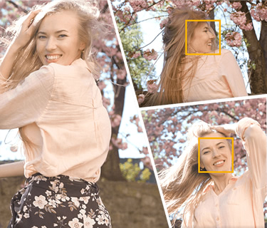 Panasonic: Face Detection AF/AE: Image Courtesy of Panasonic