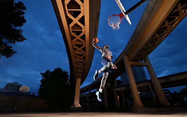 Nikon D780 for fast-action sports: Image Courtesy of Nikon