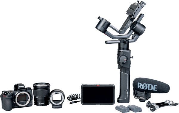 Nikon Z 6 Filmmaker's kit (Product #13545)