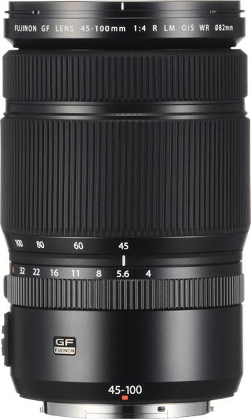 Fujifilm FUJINON GF45-100MMF4 R LM OIS WR