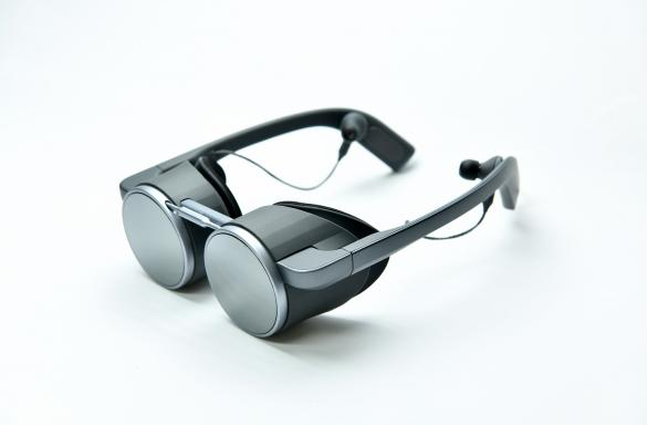 Panasonic HDR Capable UHD VR Eyeglasses