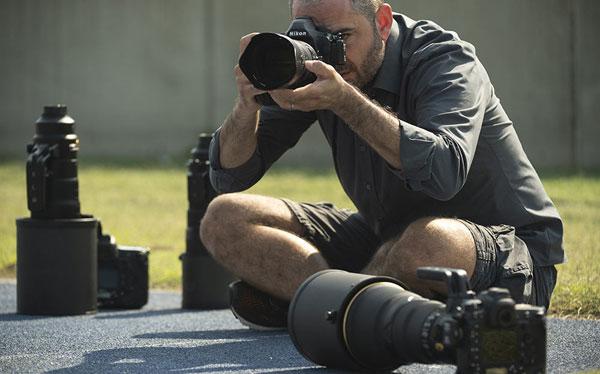 Nikon D6: Image Courtesy of Nikon: Comfortable Shooting