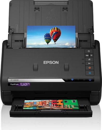 Epson FastFoto FF-680W High Speed Photo Scanning System
