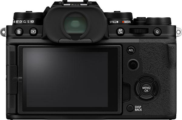 FUJIFILM X-T4, black
