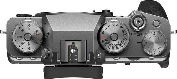 FUJIFILM X-T4, silver