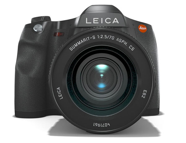 Leica S3 with SUMMARIT-S f/2.5 70mm lens