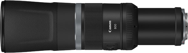 Canon RF800mm F11 IS STM