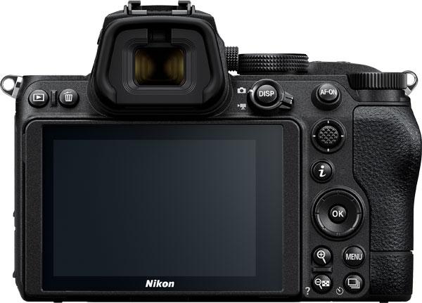 Nikon Z 5 Back View