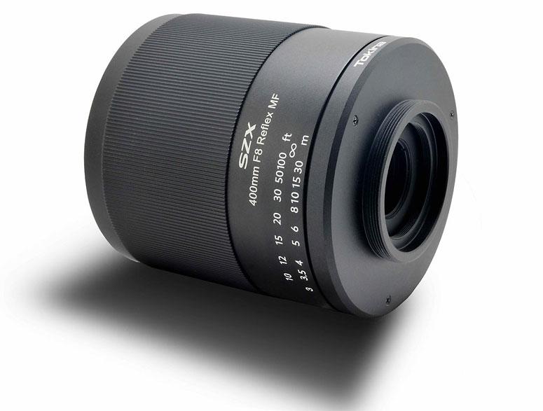 Tokina SZX SUPER TELE 400mm F8 Reflex MF