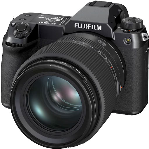 Fujifilm GFX100S with GF80mmF1.7 R WR