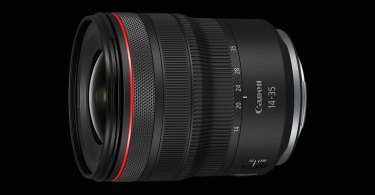Canon RF14-35mm F4 L IS USM