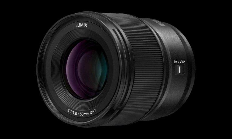 Panasonic LUMIX S 50mm F1.8 (S-S50)