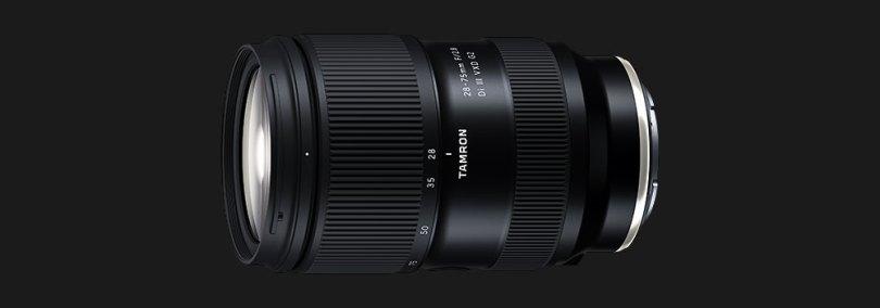 Tamron 28-75mm F/2.8 Di III VXD G2 (Model A063)for Sony E-mount